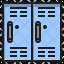 Locker Sport Exercise Icon