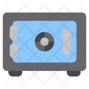 Locker Safe Box Bank Locker Icon