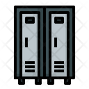 Locker Competition Game Icon