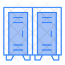 Locker Lockers Student Icon
