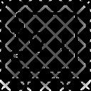 Locker Vault Security Icon