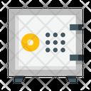 Locker Vault Storage Icon