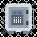 Locker Deposit Money Icon