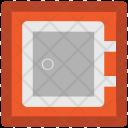 Locker Safe Box Icon