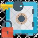 Locker Safety Icon