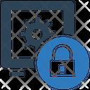 Locker Security Safety Locker Safety Box Icon