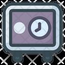 Locker Time Icon