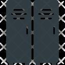 Lockers Gym Locker Icon