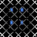Lockers Locker School Icon