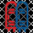 Lockers University School Icon