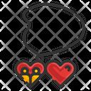 Locket Necklace Accessories Icon