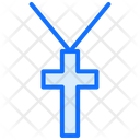 Cross Locket Icon