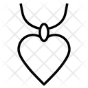 Locket Chain Fashion Icon