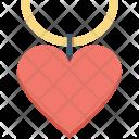 Lockets Necklace Pendants Icon