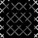 Lockpad Arrow Security Icon
