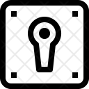 Lockpad Security Secure Icon