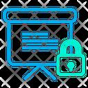 LockPresentation Icon