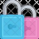 Locks Unlock February Icon