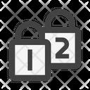 Locks Protection Icon