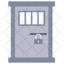 Lockup Prison Jail Icon