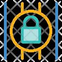 Lockup Jail Castle Icon