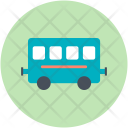 Locomotive Train Bogie Icon
