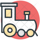 Locomotive Engine Train Icon