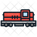Locomotive Train Train Bogie Icon
