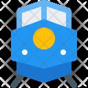 Locomotive Train Icon