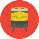 Locomotive Train Engine Icon