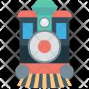 Locomotive Engine Train Icon