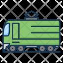 Locomotive Railway Transport Icon