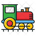 Locomotive Train Train Engine Rail Engine Icon