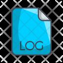 Log System File Icon