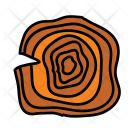 Tree Bark Log Icon