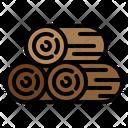 Log Nature Resource Icon