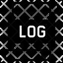 Log File Icon