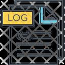 Mlog File Icon