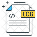 Log File Icon