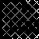 Log File Document Icon