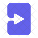 In Sign Arrow Icon