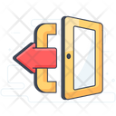 Log out Icon