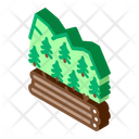 Logging Forest Industry Icon