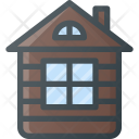 Loghouse Icon