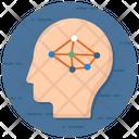Brain Tech Mind Tech Artificial Intelligence Icon