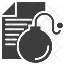 Threat Firewall Bug Icon