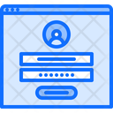Login Account Password Icon