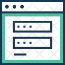 Login Password Access Icon