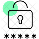 Login Password Lock Icon