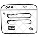 Admin Panel Login Icon